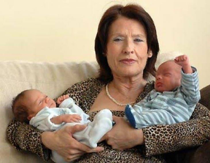 30 Of The Oldest Women In History To Have Given Birth