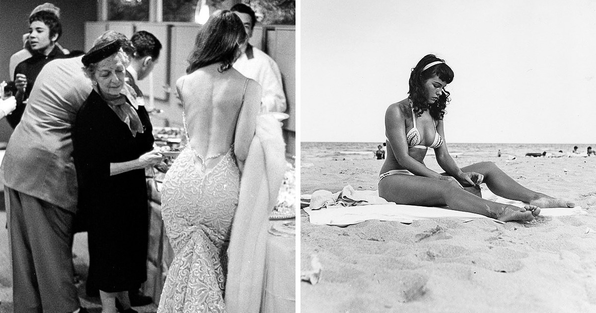 22 Retro Photos That Capture the Beauty of the Human Body