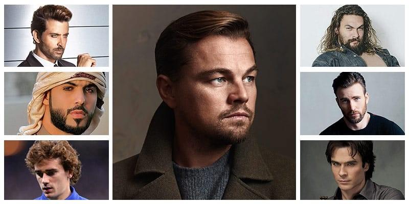 25 Most Handsome Men Globally