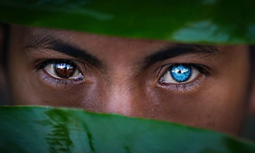 An Indigenous Ethnic Group With Strange Genetic Mutation that Causes their Eyes to Turn Blue